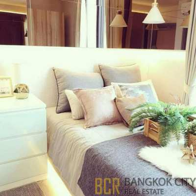 The Base Garden Rama 9 Luxury Condo Furnished 1 Bedroom Unit for Rent