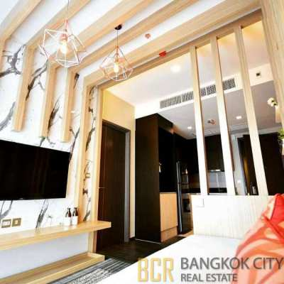 Edge Sukhumvit 23 Ultra Luxury Uniquely Designed 1 Bedroom Unit