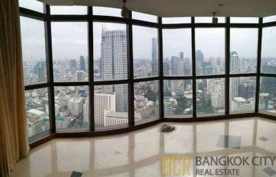 State Tower Luxury Condo High Floor Combined 2 Bedroom Flat for Sale