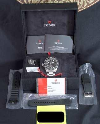 TUDOR Pelagos LHD 25610TNL Full Set
