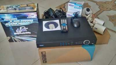 Watashi Network Video Recording Security System