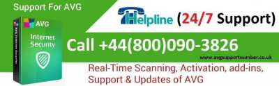 AVG Antivirus not working properly | 0800-090-3826