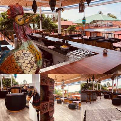 Beautiful boutique hotel for sale on the island of Koh samui