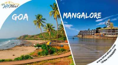 Taxi Service from Goa to Mangalore