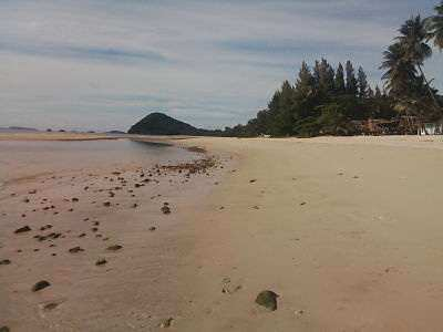 Nice Land for house villa etc very near beach 3 RAIS CHANOTE ONLY