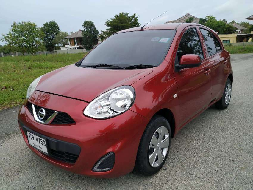 Cheap (Almost) Band-New Nissan March E Auto 2018 Sale by Owner