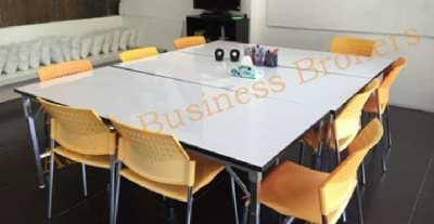 6704011 Established and Viable Language School for Sale Koh Samui