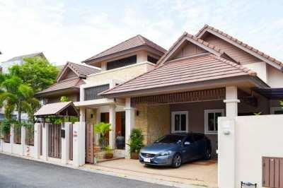 New pool villa home in East Pattaya
