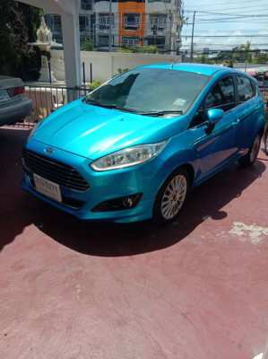 2014 Ford Fiesta Ecoboost 1.0 Turbo