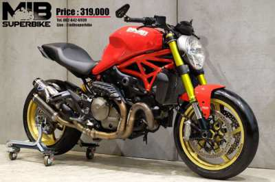 [ For Sale ] Ducati Monster 821 2017 with Termignoni Exhaust.