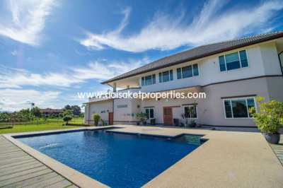Spacious and Modern 2 Story Family Home with Pool
