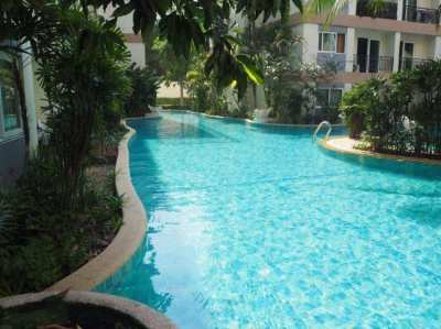 Park Lane Condominium for sale Jomtien, Pattaya. Only 800 meters Beach