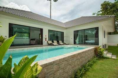 For Sale Brand New Villa Lamai Koh Samui
