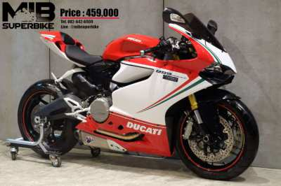 [ For Sale ] Ducati Panigale 899 2015 with Termignoni Exhaust.