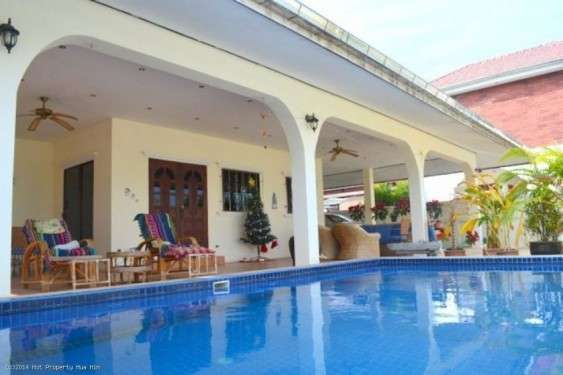 Wonderful 3 br 2 br Poolvilla Hua Hin next to Palm Hills Golf