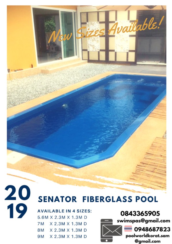 SENATOR PLUNGE POOL | A Perfect Pool for Smaller Spaces