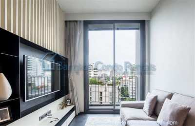 The Edge Sukhumvit 23 for RENT, 1 Bed, 1 Bath, 33sqm. Level 6, 29,000