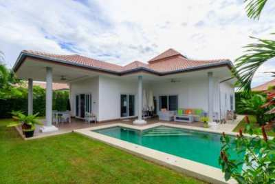 Orchid Palm Homes 3 Bed Pool Villa Mali Residence