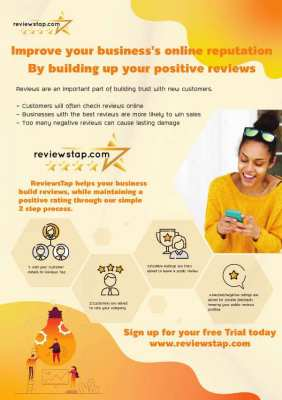 Review Collection and Management Solution