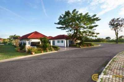#HSR1189 A Wonderful Modern Village 3Bed 3 Bath For Sale At Huay Yai