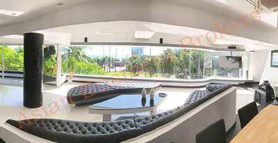 1205034 380m2 Commercial Space in Condo Building Jomtien for Freehold