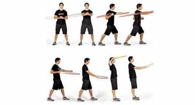 Resistance Loop Bands/Exercise Bands/Fitness Bands for Gym Fitness