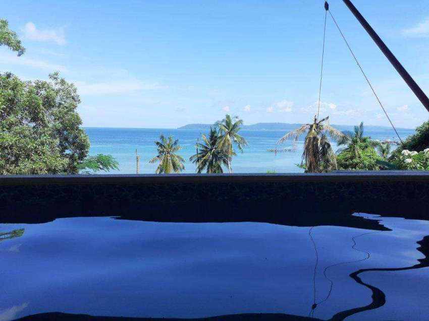 3 bedroom house with panoramic sea view , private sea access for sale