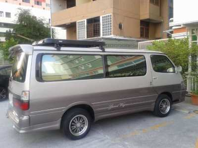 TOYOTA - GRAND WAGON - FOR SALE - WITHOUT MOTOR -