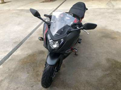 Honda CBR 650F Year 2016