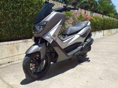 Yamaha NMax 155 ABS 2018
