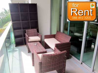 2 bedroom for rent at wong Amat beach