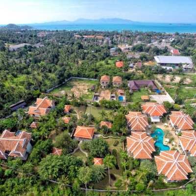 Luxury Villa Resort for Sale on Koh Samui