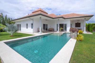 Mali Residence 4 bed pool villa Hua Hin soi 112