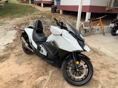 Honda NM4 750cc
