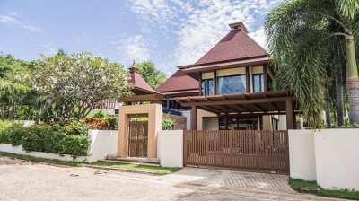 Luxury pool villa for sale @Panorama, Khao Tao
