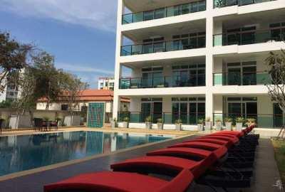 Siam Royal Ocean View Condo Pratumnak