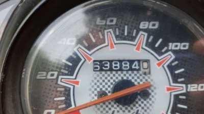 beautiful Honda Clock 115 cc