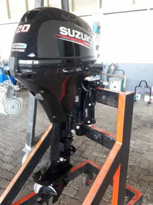 SUZUKI DF 20 ATL Only 5H + Command