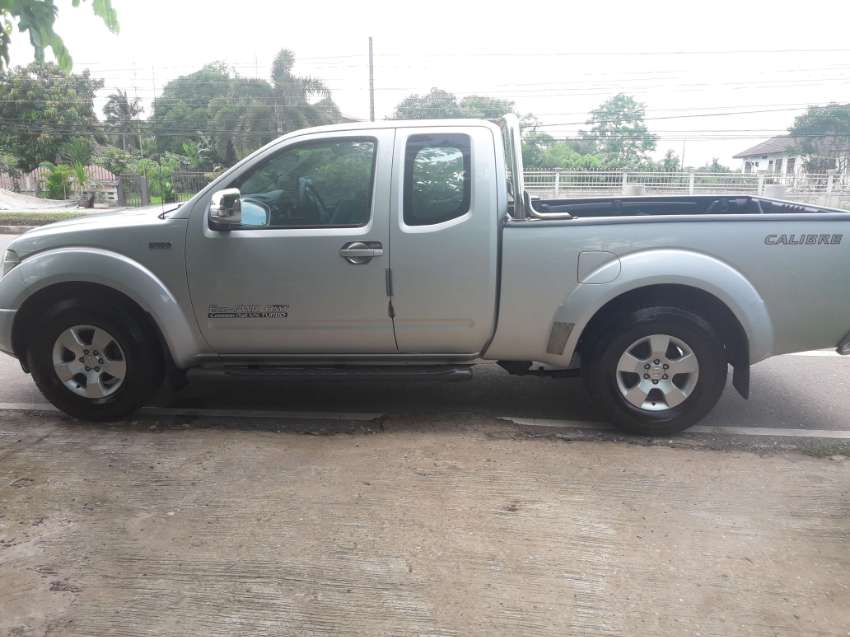 Lovely nissan navara can deliver