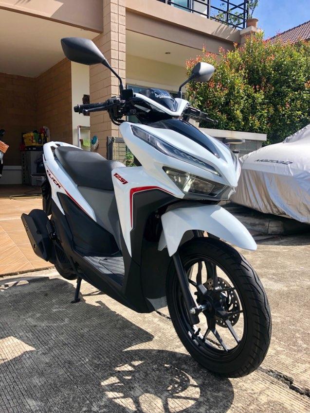 Honda click 125 2019