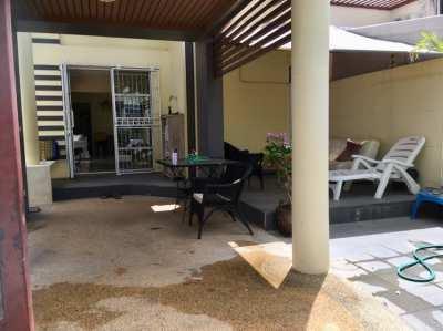 Pak Nam Pran , Rent 2bed ,2 bath Central , ,walk  Market ,7/11 coffee