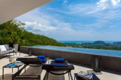 Layan Sea View Private Pool Penthouse sale