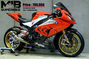 [ For Sale ] BMW S1000RR ABS 2016 AR GP2 + Y-pipe