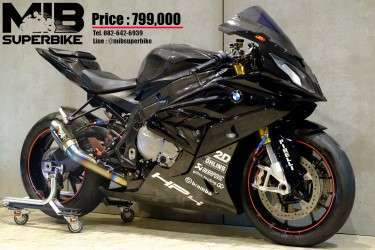 [ For Sale ] BMW S1000RR ABS 2016 AR GP2 Full System