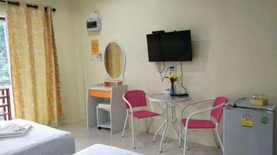 Guesthouse 5 rooms + bar & lobby