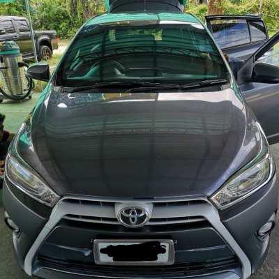 Toyota Yaris G, Automatik, Start Stop, Year 2017