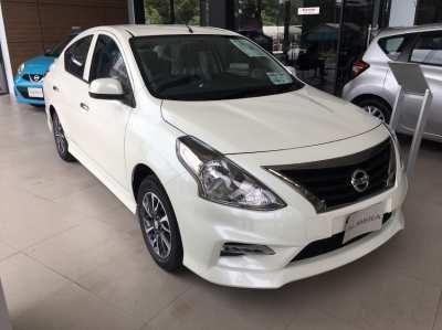 Nissan almera e sp ปี2019