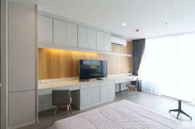 Condo for rent Bangkok, Noble Revo Silom just 200 M. to BTS Surasak, B