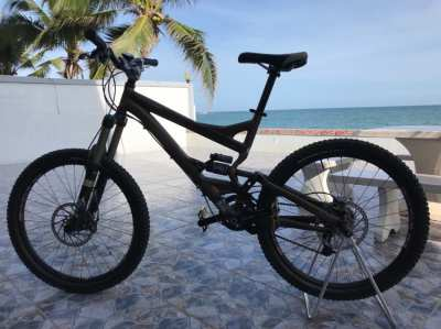 Specialized Enduro S-Works Mountain Bike