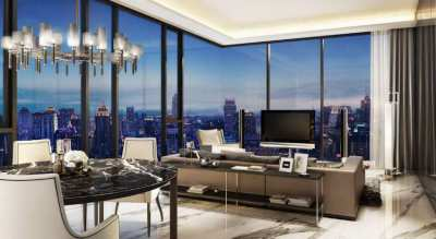 Exclusive Penthouse Triplex, the most private condo with private lift